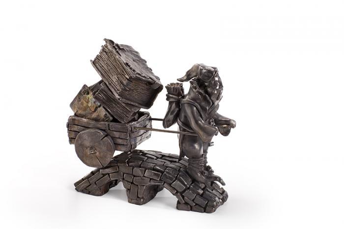 «Gnom_s_knigami»_[dwarf_and_books]